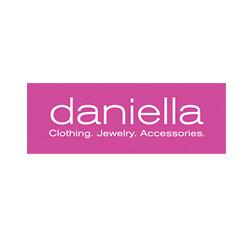 Logo Design for daniella boutique, Santa Fe, NM