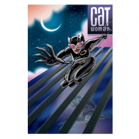 Cover Concept for 'Catwoman' © DC Comics