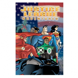 Cover Concept for 'Justice League' © DC Comics