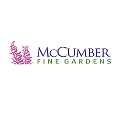 Logo Design for McCumber Fine Gardens, Santa Fe, NM