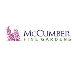 Logo Design for McCumber Fine Gardens, Santa Fe, NM