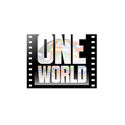 Logo Design for One World Short Film Festival Palm, Springs, CA