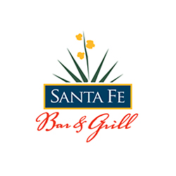 Logo Design for Santa Fe Bar & Grill, Santa Fe, NM