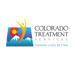 Logo Design for Colorado Treatment Services, Colorado Springs, CO