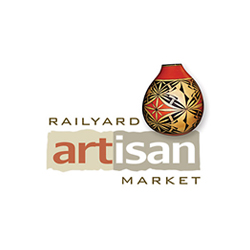 Logo Design for the Railyard Artisan Market, Santa Fe, NM