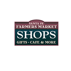Logo Design for The Shops at The Farmers Market, Santa Fe, NM