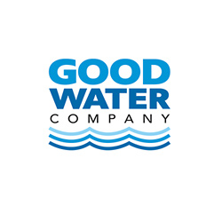 Logo Design for Good Water Company, Santa Fe, NM