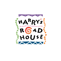 Logo Design for Harry's Roadhouse, Santa Fe, NM