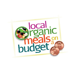 Logo Design for Local Organic Meals on a Budget, Santa Fe, NM