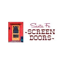 Logo Design for Santa Fe Screen Doors, Santa Fe, NM