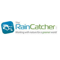 Logo Design for The RainCatcher, Santa Fe, NM