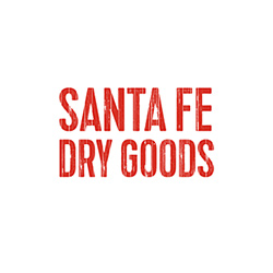 Logo Design for Santa Fe Dry Goods, Santa Fe, NM