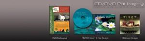 CD/DVD Packaging Design, Product Design, Graphic Design, Web Design & more by A.D. Design, Santa Fe, NM