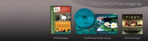 CD/DVD Packaging Design and Graphic Design by A.D. Design, Santa Fe, NM